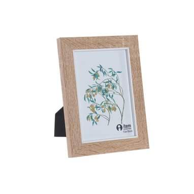 Fash marco foto madera 16x1,5x21 natural