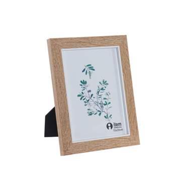 Fesh natural wood photo frame 19x1,5x24