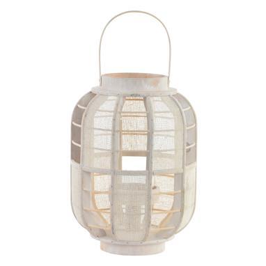 Missi bamboo candleholder