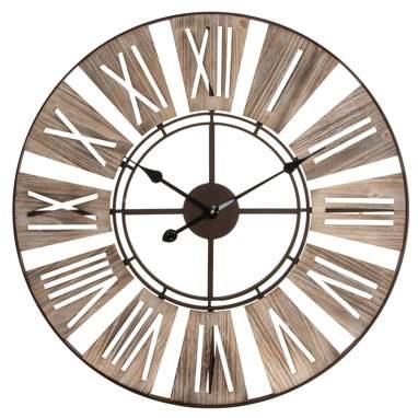 Dulek wall clock
