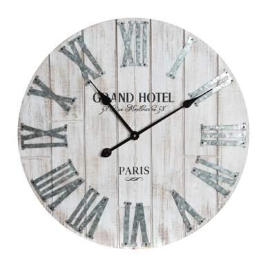 Crof wall clock