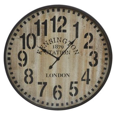 Kensi relógio de parede