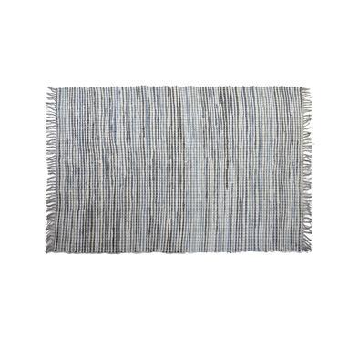 Numa tappeto cottone-denim