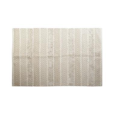 Nida embroidery rug 180x120