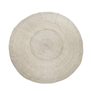 Supy alfombra jute 160x160 natural