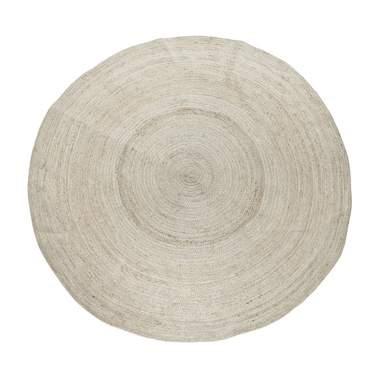 Sopy alfombra jute 200x200 natural