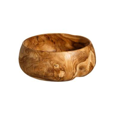 Anglo natural wooden bowl
