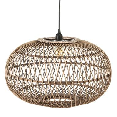 Loter natural rattan lamp
