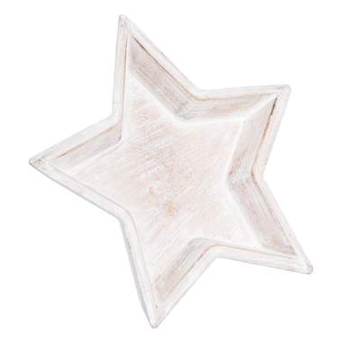 Star white tray 23,50