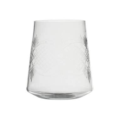 Dany crystal candleholder