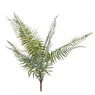 Suan ramo felce bianco pvc