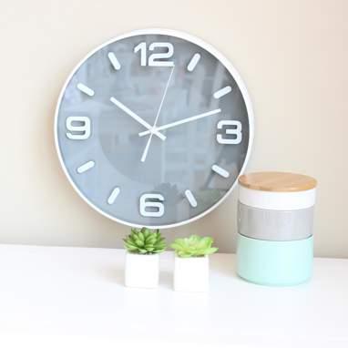 Xeir horloge gris 33