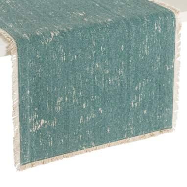 Tikke caminho de mesa verde 45 x 150