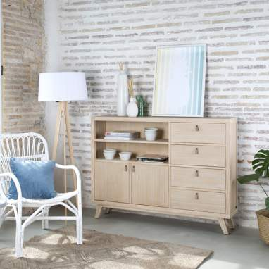 Kumla narrow sideboard