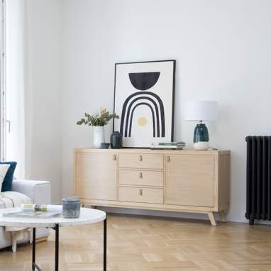 Kumla low sideboard