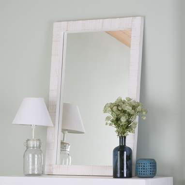 Nordic miroir 50x75 écru