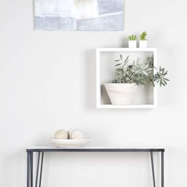 Nordic shelf cube