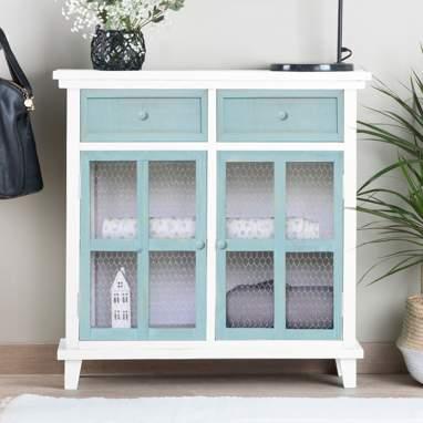 Fiord meuble d'appoint avec tiroirs