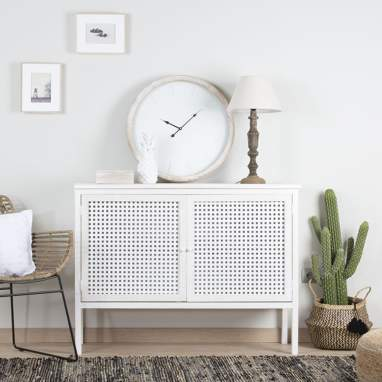 Nordic short sideboard