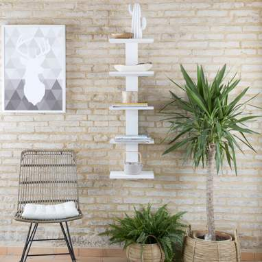 Nordic column shelf