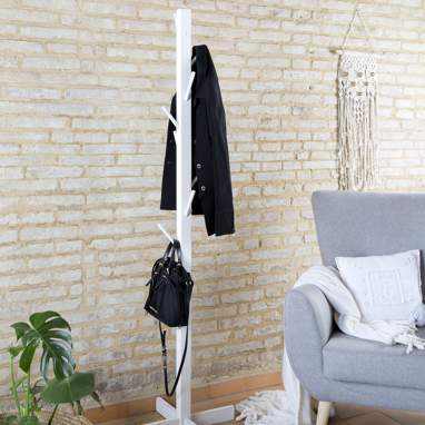 Nordic tree clothes rack