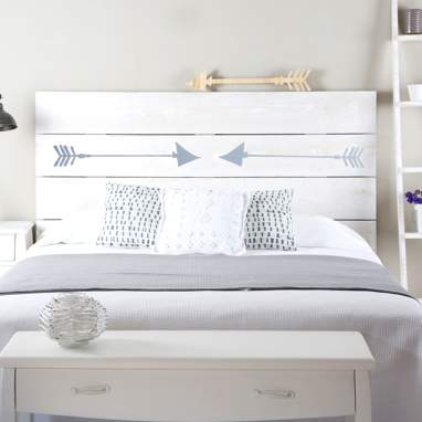 Nordic headboard 135/150 arrow