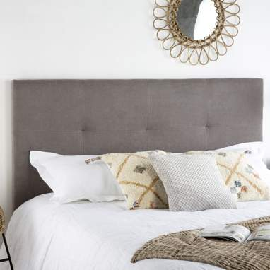 Maira ulpholstered headboard