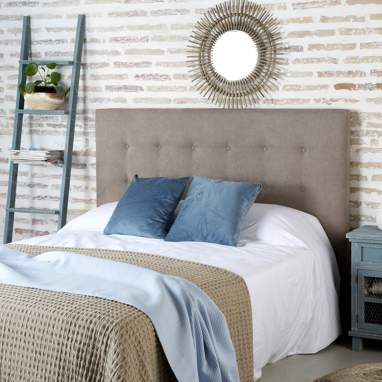 Yavari upholstered headboard