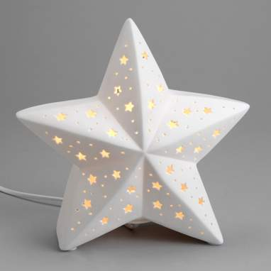 Jessy star table lamp