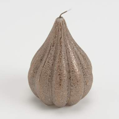Coby copper pear candle