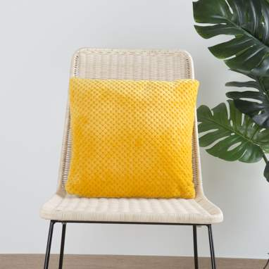Lisco mustard cover+cushion