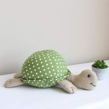 Turt segura-portas tartaruga