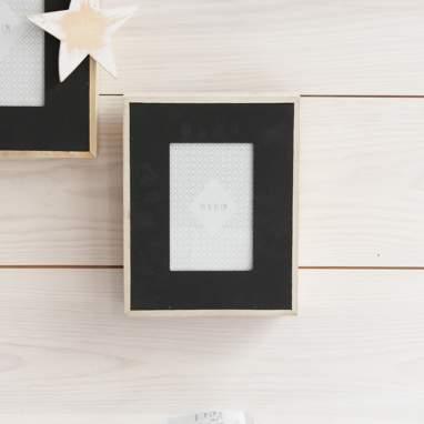 Duvi cornice nero 10x15cm