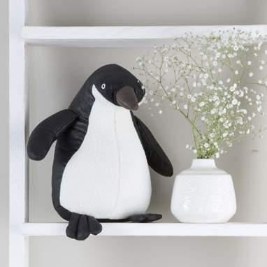 Ping sujeta puertas pinguino