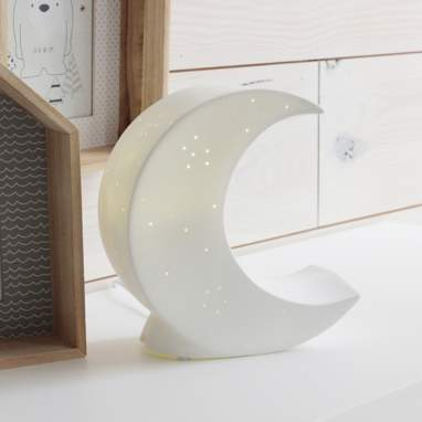 Moony moon lamp