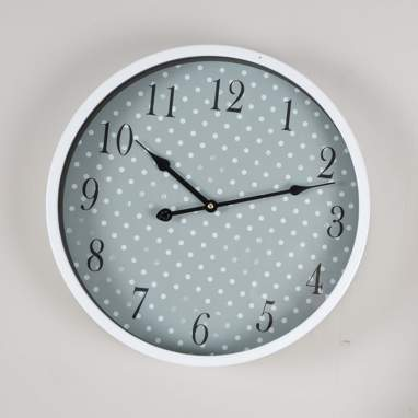 Jolt orologio parete 40cm