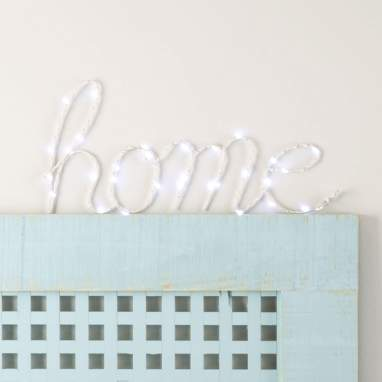 Larr cartellone home led