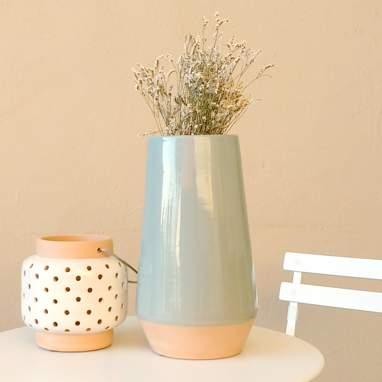 Kotas vase bleu 34h