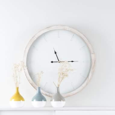 Brok horloge mural d.60 cm