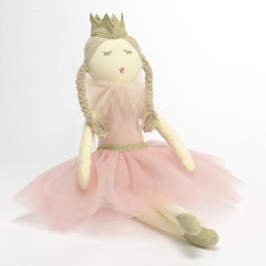 Gert boneca princesa