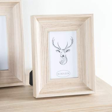 Hager wooden frame 10x15