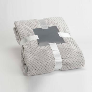 Eina grey plaid 170x240