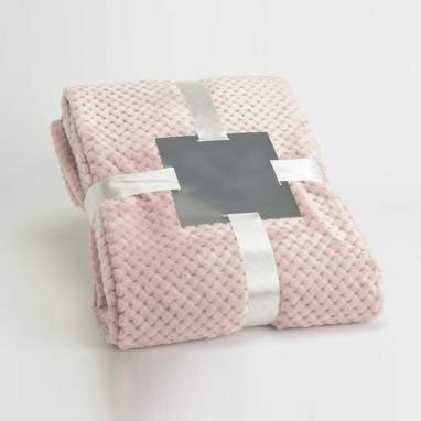 Deso pink plaid 170x240
