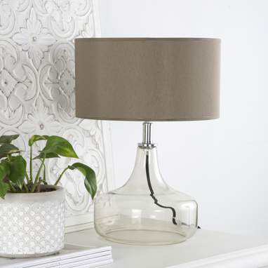 Garb table lamp 40h