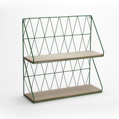 Alme metal/mdf h40 shelf