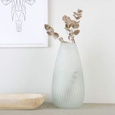 Ario vaso mate 35cm