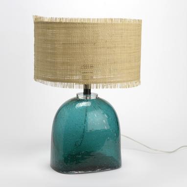 Rasjo lampada cubana raffia