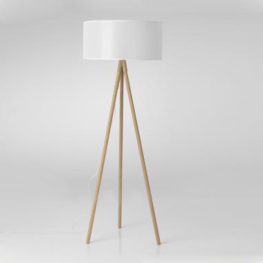 Ampo tripod floor lamp