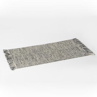 Noil alfombra gris 60x90