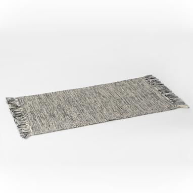 Yeil alfombra gris 120x180